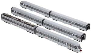 Trix 22236  - Múltiples Unidad RABE gris ratón [importado de Alemania]