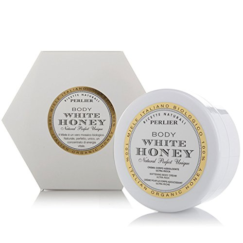 Perlier White Honey Softening Ultra Rich Body Cream 8.4 Oz
