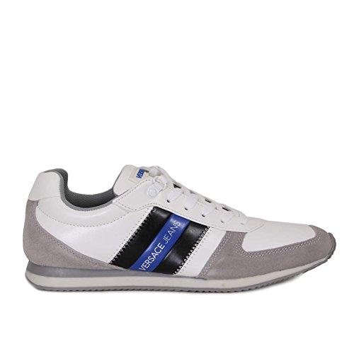 Jeans Sneaker Camoscio Rivestite Di Cesto Uomo E0ypbsa3mfa Versace Disa3 ZfHqOH