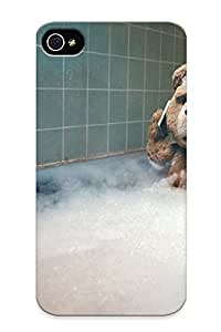 New Style Trinalgrate Ted Premium Tpu Cover Case For Iphone 4/4s
