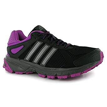 8cc0b3af057 Ladies adidas Duramo 5 Trail Running Shoes (UK 5   EU 38)  Amazon.co.uk   Clothing