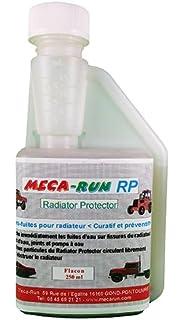 MECA-RUN RP300 Circuito de refrigeración