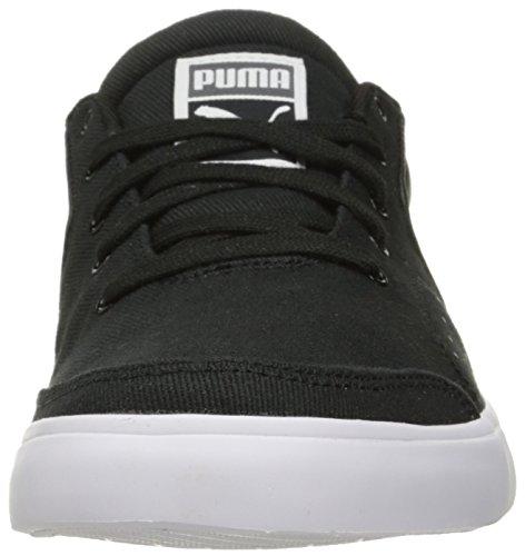 Sneaker Puma Da Uomo Fune A Slitta Vulc In Rilievo Nero / Asfalto