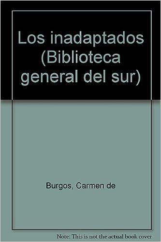 Amazon.com: Los inadaptados (Biblioteca general del sur ...