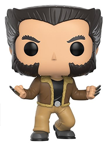 Funko POP Marvel X Men Logan Action product image