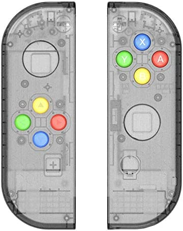 Black clear joy con
