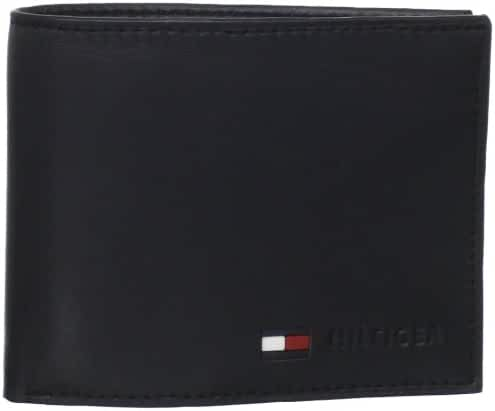 Tommy Hilfiger Men's Stockon Coin Wallet