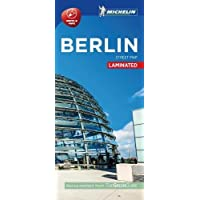 Berlin - Michelin City Map 9209: Laminated City Plan (Michelin City Plans)