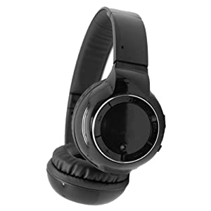 Hype HY-982 Deluxe Folding Bluetooth Stereo Headphone