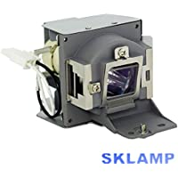 SKlamp RLC-078 RLC078 Original Replacement Lamp with Housing for Viewsonic PJD5132 PJD5134,Genuine P-VIP bulb