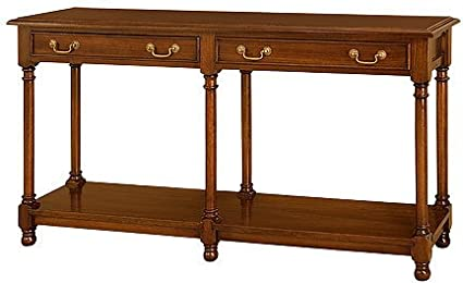 Large Antique Reproduction Hall Table - Amazon.com: Large Antique Reproduction Hall Table: Kitchen & Dining