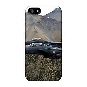Special Design Back Us Airforce War Planes Phone Cases Covers For Iphone 5/5S
