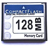 Compact Flash Memory Card 128MB Camera Card, Numerical Control Advertising Machine Tool Memory Card