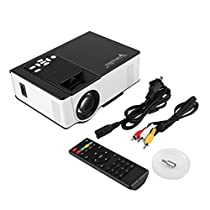 Full HD Tv Led 3D Projector Home Theater Cinema Data Show Support 1080p Android WiFi System Bluetooth Beamer