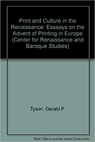 Easy Persuasive Essay Topics For High School Amazoncom Print And Culture In The Renaissance Essays On The Advent Of  Printing In Europe Center For Renaissance And Baroque Studies    English Essay Samples also Thesis Statement In An Essay Amazoncom Print And Culture In The Renaissance Essays On The  Thesis Statement Examples For Persuasive Essays