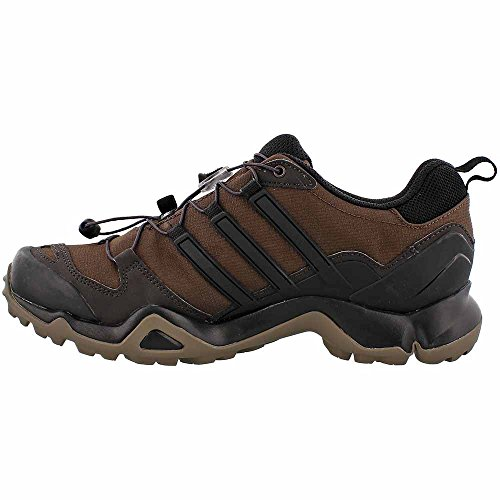 Adidas Outdoor Mens Terrex Swift R Gtx Marrone, Nero, Semplice Marrone