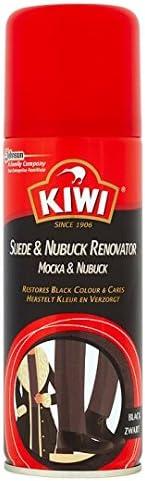 Kiwi Suede And Nubuck Renovator Black
