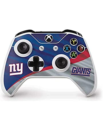Skinit New York Giants Xbox One S Controller Skin - Officially Licensed NFL  Gaming Decal - d5b3948d9