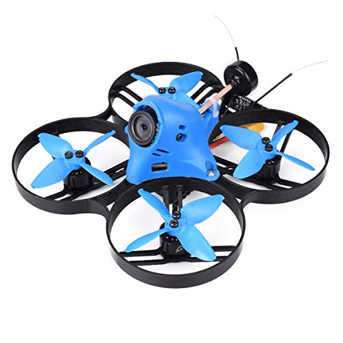 BETAFPV Beta85X HD 4S TBS Crossfire Brushless CineWhoop Quadcopter with F4 V2 FC BLHeli_32 16A ESC Turtle V2 Camera OSD Smart Audio 5000KV 1105 Motor XT30 Cable for Cine Whoop Drone FPV Racing