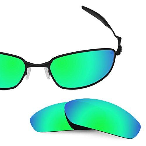 Pour Polarisés — Oakley Rogue Options Mirrorshield Elite Rechange Plusieurs De Vert Verres Whisker cKuJF3Tl1