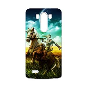 Games Customilzed The Legend of Zelda for LG (G3) Case