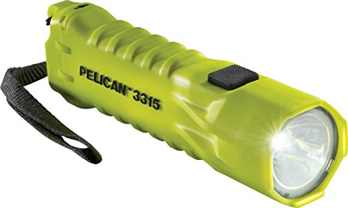 Pelican 3315C Flashlight (Yellow)
