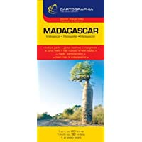 Madagascar (Cartographia International Road Map)