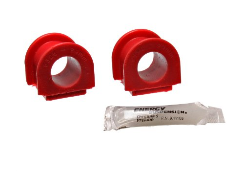 Bushings Suspension Energy Crx (Energy Suspension 16.5104R Sway Bar Bushing Set Fits Civic Civic del Sol Integra)