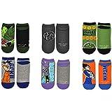 Dragon Ball Super Socks Women & Men's (6 Pair) - Shenron, Goku, Beerus, Vegeta Lowcut Socks (1 Size)
