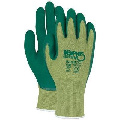 UPC 045143673148, Memphis Glove - Green Bamboo Coated Gloves Grn 13 Ga Bamboo Shell W/Dark Grn Foam Latex Xl: 127-96731Gxl - grn 13 ga bamboo shell w/dark grn foam latex xl