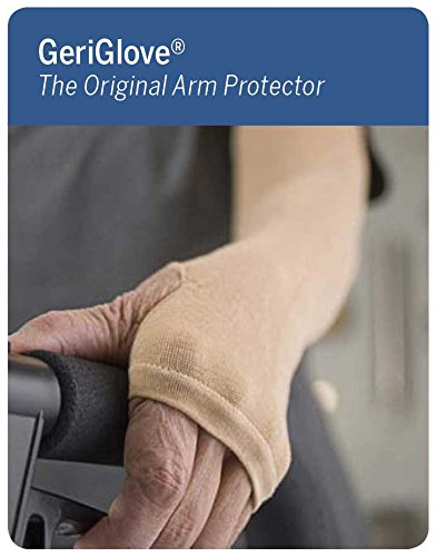 Prevent Products, Inc. - GeriGlove® Elderly Skin Protector, Thin Skin Tear & Bruise Protective Arm Sleeve - Made In (Skin Tear)