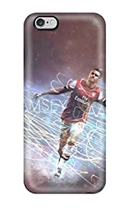 Fashion Protective Aaron Ramsey Case Cover For Iphone 6 Plus by icecream design
