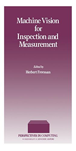 Machine Vision for Inspection and Measurement (Perspectives in Computing Book 24)
