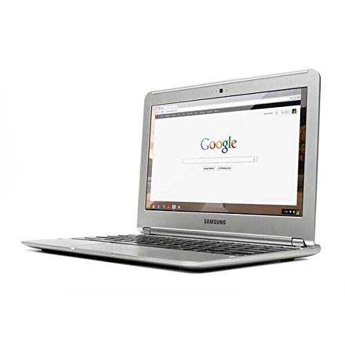 "Samsung Chromebook XE303 11.6"" Chrome Silver (Rxynos5/16gb ssd/2gb/ddr3) Grade A Microsoft (Certified Refurbished)"