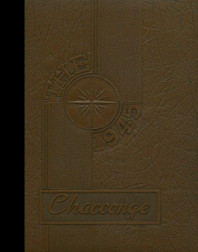 ((Reprint) 1945 Yearbook: Chartiers Township High School, Washington,)