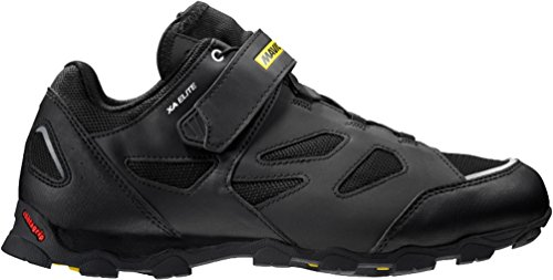 Mavic XA Elite Cycling Shoes - Men's Black/Black 6.5