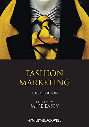 Fashion Marketing, 3rd Edition