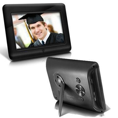 "7"""" Digital Photo Frame Consumer Electronics"