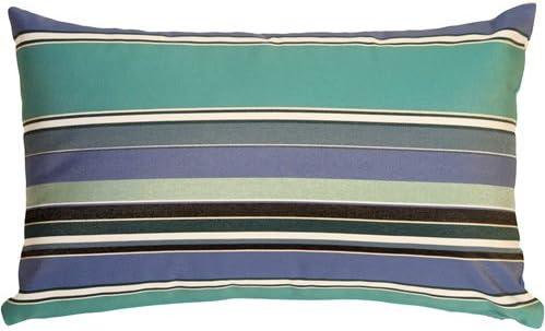 PILLOW D COR Sunbrella Dolce Oasis 12×19 Outdoor Pillow
