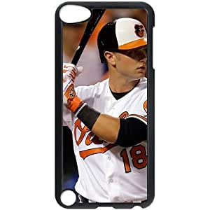 MLB IPod Touch 5 Black Baltimore Orioles cell phone cases&Gift Holiday&Christmas Gifts NADL7B8826605