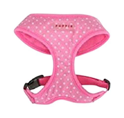 Dotty Harness A - Pink - Medium