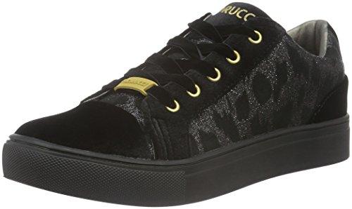 Fdah040 Donna Sneaker nero Fiorucci Nero wTH6wv