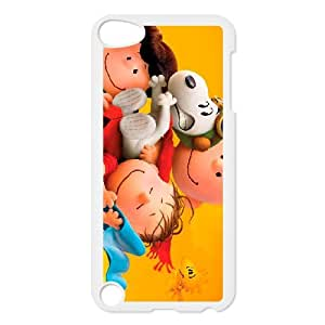 the peanuts movie poster 2 other iPod Touch 5 Case White 53Go-324041