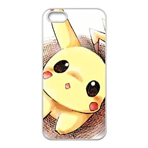 Pikachu iPhone 4 4s Cell Phone Case White SH6102605