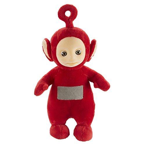"""Teletubbies Talking Po Soft Toy Plush, 8"""""""