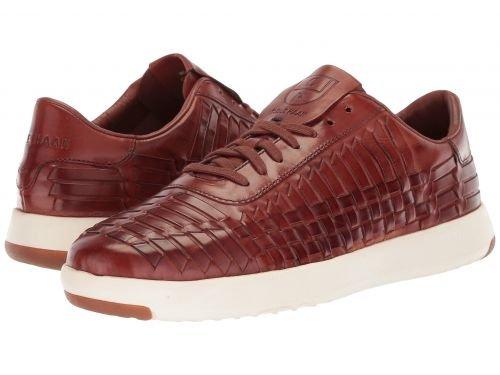 Cole Haan(コールハーン) メンズ 男性用 シューズ 靴 スニーカー 運動靴 Grandpro Tennis Huarache - Woobury Woven Burnish [並行輸入品] B07CCM465C