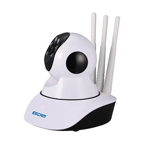 MonkeyJack Escam QF503 Pan Tilt Wireless IP Camera 960P IR Security Network Night Vision WiFi Webcam US Plug by MonkeyJack (Image #10)