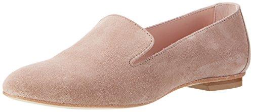 Fred de la Bretoniere Slipper Loafer, Mocasines para Mujer Pink (Soft Rose)