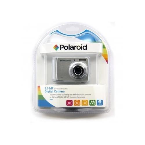 Polaroid CAA-500SC 5MP CMOS Digital Camera with 1.8-Inch LCD