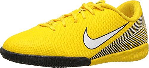 Nike Jr. Vapor XII Academy Neymar Jr IC Little/Big Kids' Indoor/Court Soccer Shoe (1)